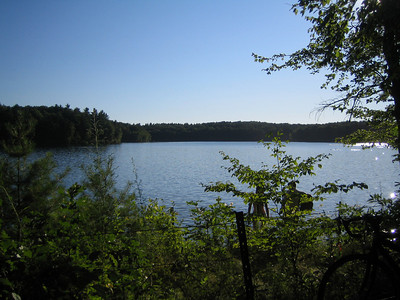 I can see why Thoreau liked it here!