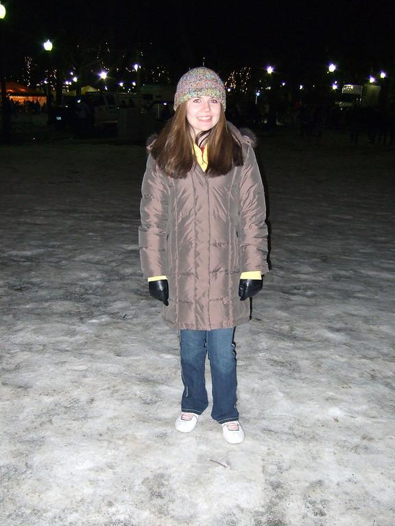 Boston: January, 2008