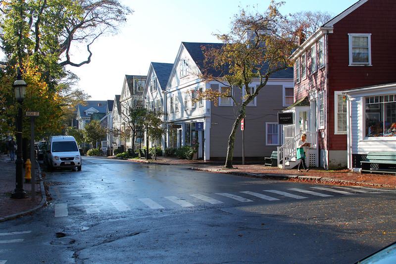 Nantucket morning.