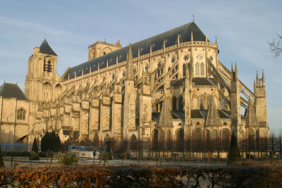 Bourges - Cathedral
