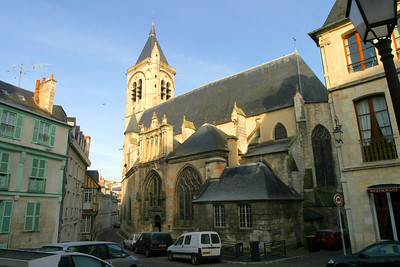 Bourges - Misc