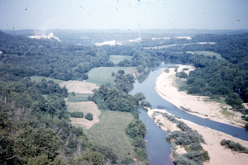 White River as seen from Table Rock Look-Out