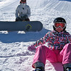 First day = snowboarding school for Mommy (who hasn't been on her board in 5 years), Vanessa and Zane.