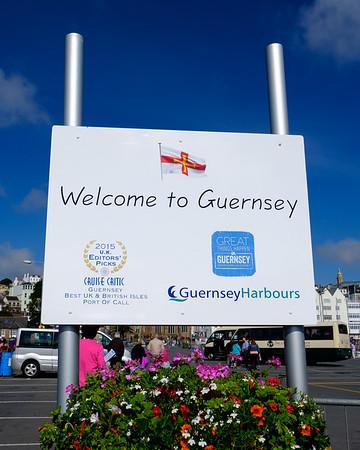 Day 02 - Guernsey, England