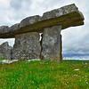 A Doleman (portal tomb) Poulnabrone