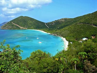British Virgin Islands Aerial Photos