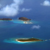 Little Jost Van Dyke, Sandy Spit, Green Cay, Sandy Cay Aerial Photo