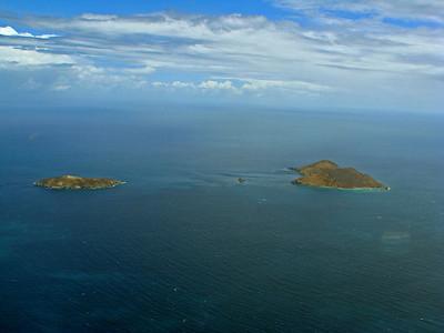 Tobago Islands Aerial Photo