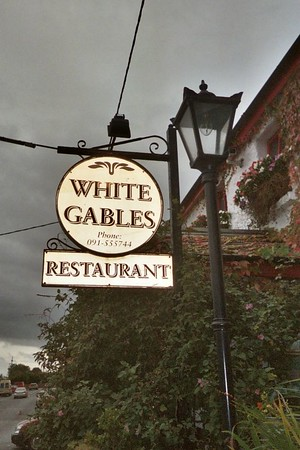 Brunch at the White Gables