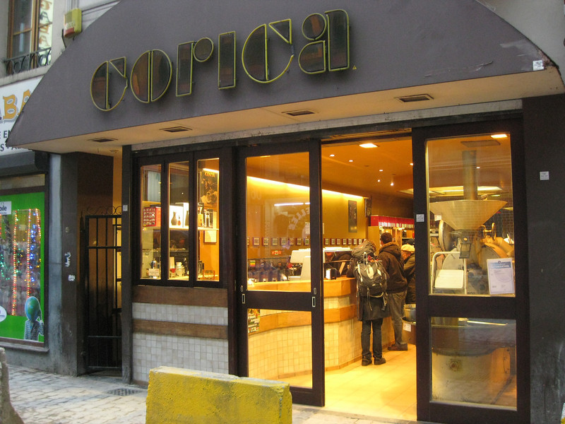 Copica coffee, highly recommended