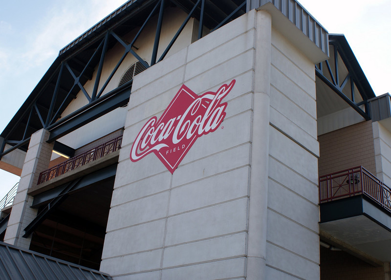 Coca-Cola Field, Buffalo, NY Home of the Buffalo Bison
