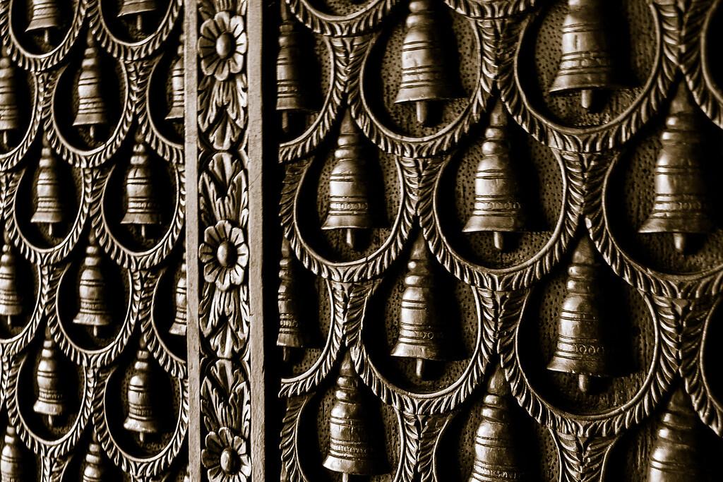 Doors at Madrona Manor-Healdsburg