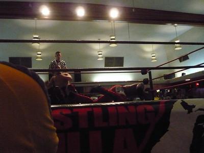 Pro Wrestling Guerilla.