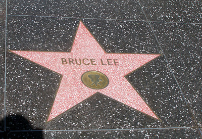 Hollywood: The Walk of Fame.