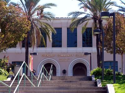 Monday: Glendale Community College