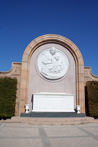 Forest Lawn, Glendale, CA.