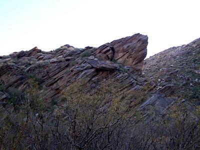 Indian Canyon.