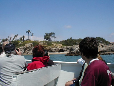 Balboa -- The boat tour.