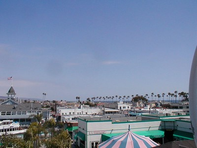 Balboa -- The view from the ferris wheel.