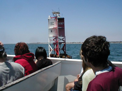 Balboa -- The boat tour.  The search for Spock -- uh, I mean, sea lions.