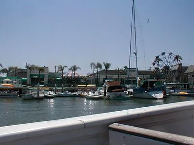 Balboa -- The boat tour