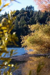 Lake George, Mammoth Lake, CA.