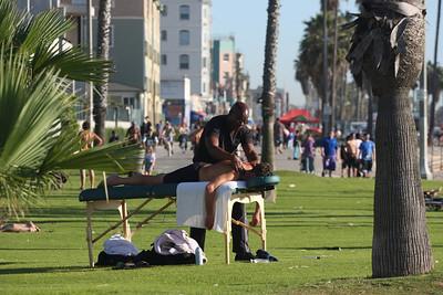 Venice Beach/Santa Monica, CA.