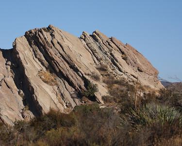 Vasquez Rocks, Santa Clarita, CA.