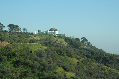 Griffith Park Observatory.