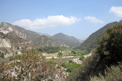 Tujunga Wash.