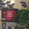 August 28, 2015 - (Don Ramon's Mexican Restaurant / Huntington Beach, Orange County, California) -- Mark McGwire's Baseball Jersey
