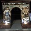 August 27, 2015 - (Ventura Harbor / Ventura, Ventura County, California) -- Fishermen's Memorial