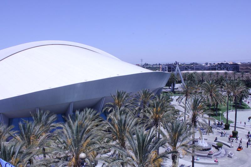 June 23, 2012 (American Library Association 2012 Convention @ Anaheim Convention Center / Anaheim, Orange County, California) -- Stadium