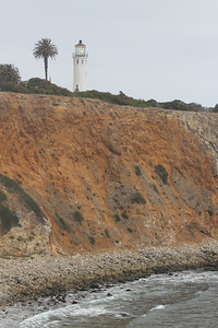 June 22, 2012 (Point Vicente / Rancho Palos Verdes, Los Angeles County, California) -- Lighthouse
