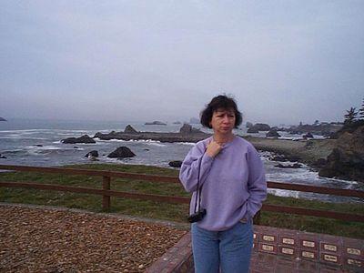 California Trip Nov 2001
