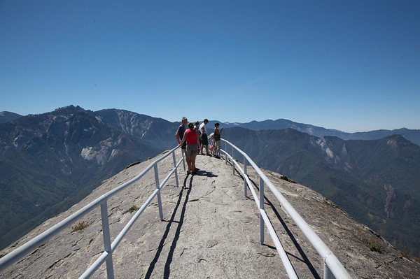 Sequoia NP (Moro Rock)