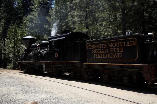 Sugar Pine Railroad (Near Yosemite)