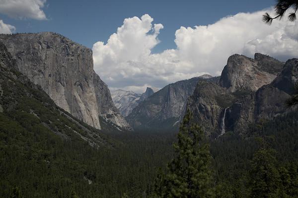 Yosemite Valley Overlook (Glacier Point)