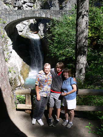 Packwood to Wenatchee - Mt Rainier 7/28/08