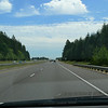We headed inland on highway 6 toward Portland on our way to Yacolt WA where our frineds live.