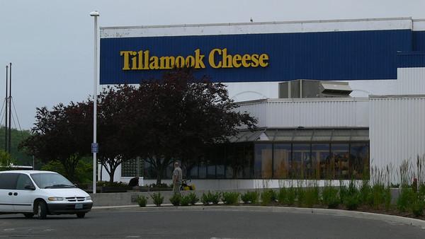 Tillamook to Yacolt WA - Portland 7/26/07