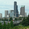The big city of Seattle