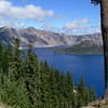 My favorite photo of Crater Lake.
