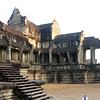 East side of Angkor Wat