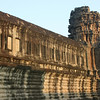 2nd level, east side, Angkor Wat