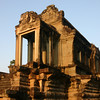 2nd level southwest library at Angkor Wat