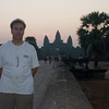 Steve at Angkor Wat