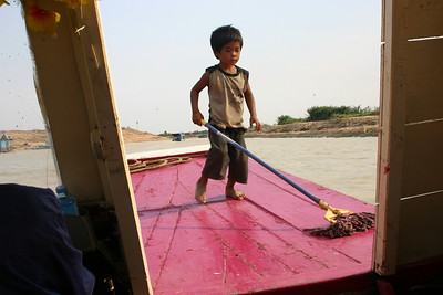 Tonle Sap Lake Cruise (Cambodia 2010)