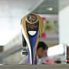 Tiger draught beer font at Tan Son Nhat International Airport in Ho Chi Minh City (Saigon)