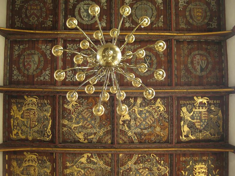 Gorgeous ceilings again